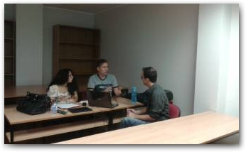 SCIENT – Continuation of the Training course in Portugal  » Click to zoom ->