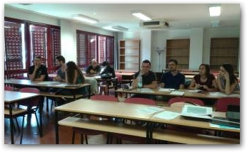 SCIENT Training Pilot Programme in Portugal  » Click to zoom ->