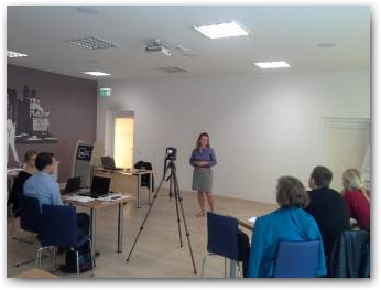 SCIENT Training Pilot Programme in Lithuania  » Click to zoom ->