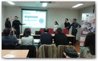 SCIENT – Final Pitching Session in Portugal  » Click to zoom ->