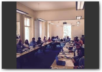 2nd SCIENT Coordination Meeting in Gloucestershire, UK  » Click to zoom ->