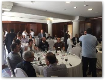High level lunch Event Nicosia  » Click to zoom ->