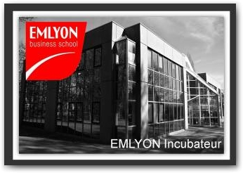 UBI visits EMLYON incubator in Lyon, France  » Click to zoom ->